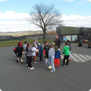 kids school holiday camp at Idle Bradford